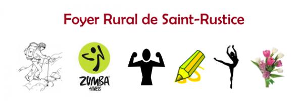 Foyer Rural de Saint-Rustice : Programme 2020